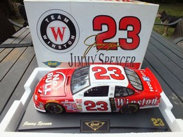 Jimmy Spencer #23 Revell Team Winston Ford Taurus 1/18 Die Cast With Sta... - $33.95