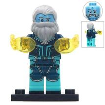 Bron-Char Kree Captain Marvel Themed Lego Minifigures Block Toy Gift - $1.99