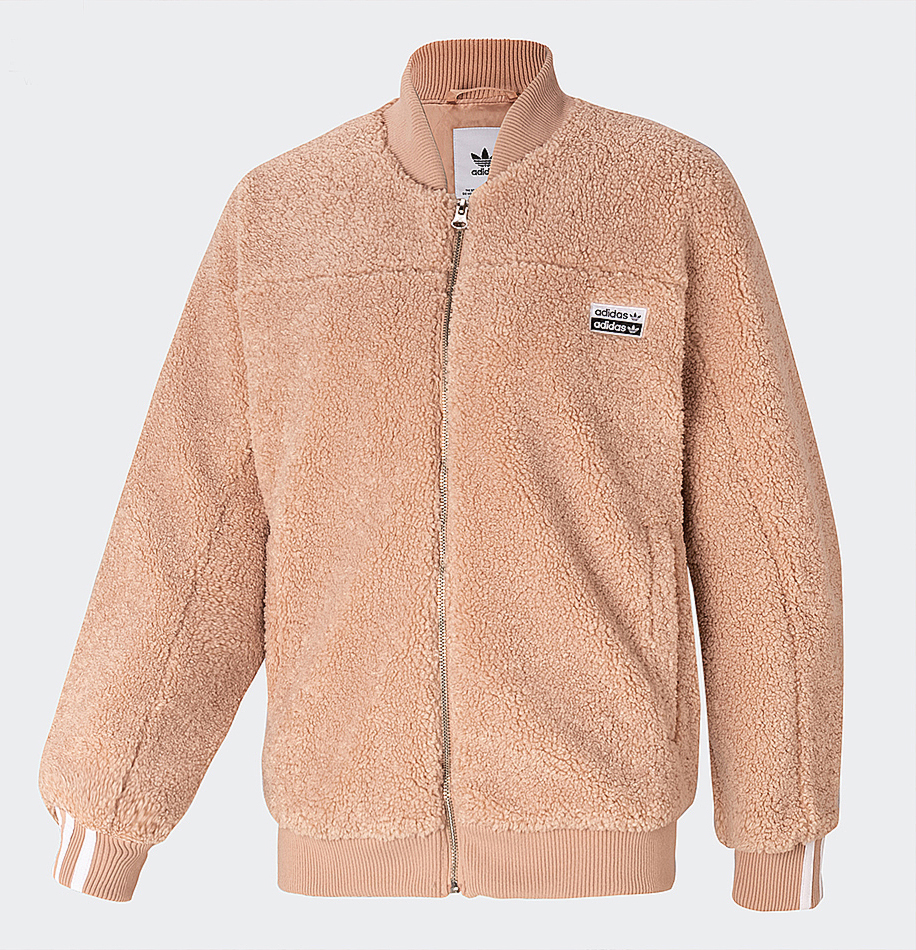 New Adidas Originals 2019 Womens Pink Sherpa and 50 similar