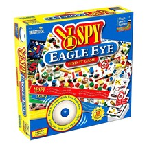 I SPY Eagle Eye Game by Briarpatch (Brand New Factory Sealed) - $14.88