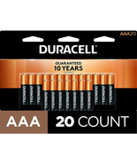 Duracell - CopperTop AAA Alkaline Batteries - long lasting, all-purpose ... - $6.99+