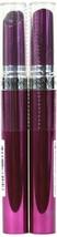 2 Revlon 0.07 Oz Ultra HD 770 Twilight Vibrant Pigments Hydrating Gel Lipcolor - $16.99