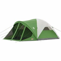 Coleman Evanston Dome Tent with Screen Room (Certified Refurbished) - $157.14
