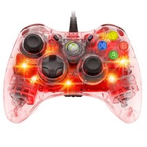 Afterglow Wired Controller for Xbox 360 - Red - $36.43