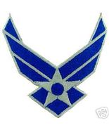 Air Force Patch sample item
