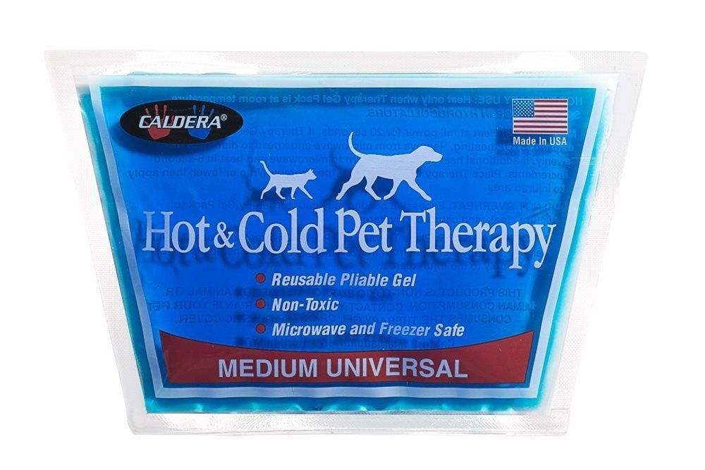 CALDERA MEDIUM UNIVERSAL REPLACEMENT GEL PACK HPT/COLD DOG THERAPY - PG 202