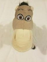 "Shrek 2 Donkey Plush Doll Stuffed Toy DreamWorks 2004 Plushie Play by Play 11"" - $19.59"