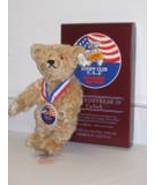 Steiff teddy bear, Sam USA, premiere Club Limited Edition,  collector EA... - $349.99
