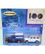 Ford Matchbox Set  MIB  - $15.00
