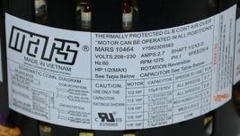 Mars 10646 Multi Horsepower Direct Drive Blower Motor New In Box image 6