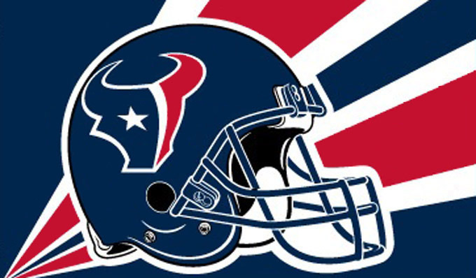 Nfl texans helmet cross stitch pattern