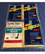 (Ten) NEW Eureka Style F & G Upright Vacuum Cleaner Bags - $8.90