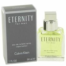 Cologne ETERNITY by Calvin Klein 1 oz Eau De Toilette Spray for Men - $22.95