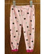 Pink Polka Dot Pants - Size Girls 18M - $8.99