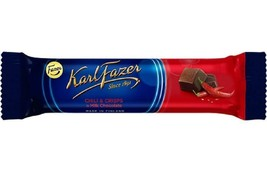 Karl Fazer Chili-Crisp milk chocolate countline 35 Bars 1.3g / 46oz - $69.29