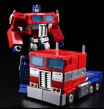TRANSFORMERS OPTIMUS PRIME Autobots Action Figures Robot Toys Kids - $24.45