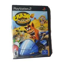 Crash Nitro Kart - Playstation 2 Game Complete - $13.69