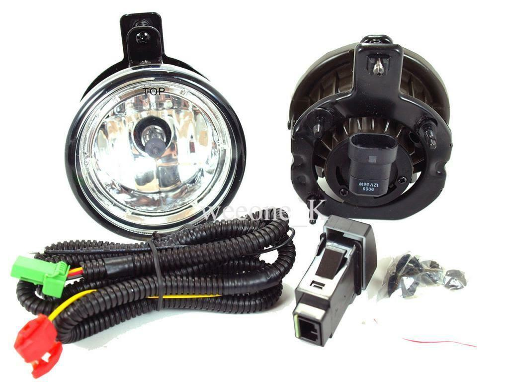 SPOT FOG LIGHT LAMP KIT FOR ISUZU DMAX HOLDEN RODEO PICKUP 2007 - 2011 image 2