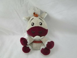 "Disney Frozen Clip On Plush Reindeer 4"" Stuffed Animal Toy - $4.46"