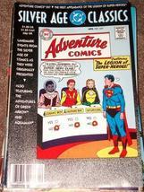 DC Silver Age Classics (Adventure Comics, #247) [Comic] [Jan 01, 1992] Mort Weis - $3.91