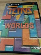 Sony PS2 Tetris Worlds image 1