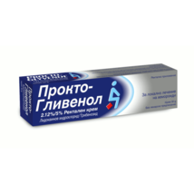 Procto-Glyvenol 30g gel - treatment of hemorrhoides - $14.95