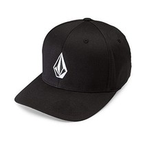 Volcom Men's Full Stone Flexfit Stretch Hat, Black, Small/Medium - €19,64 EUR