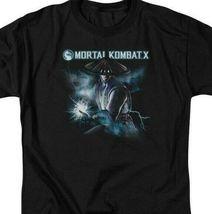Mortal Combat X Fighting video game adult graphic t-shirt WBM466 image 3