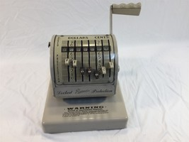 Vintage Paymaster Series X-550 With Key - $39.99
