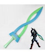 The Legend of Zelda: Majora's Mask Link Fierce Deity Sword Cosplay Prop Buy - $149.00