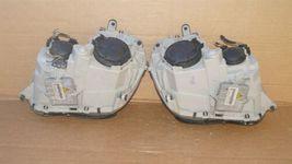 03-07 Mercedes W203 C230 C280 Xenon Headlight Head Light Lamps Set L&R POLISHED image 11