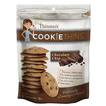 Mrs. Thinsters Cookie Thins, Chocolate Chip Flavor, Thin Crunchy Cookies... - $87.00