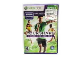 Microsoft Game Your shape fitnes evolved 2012 - $7.99