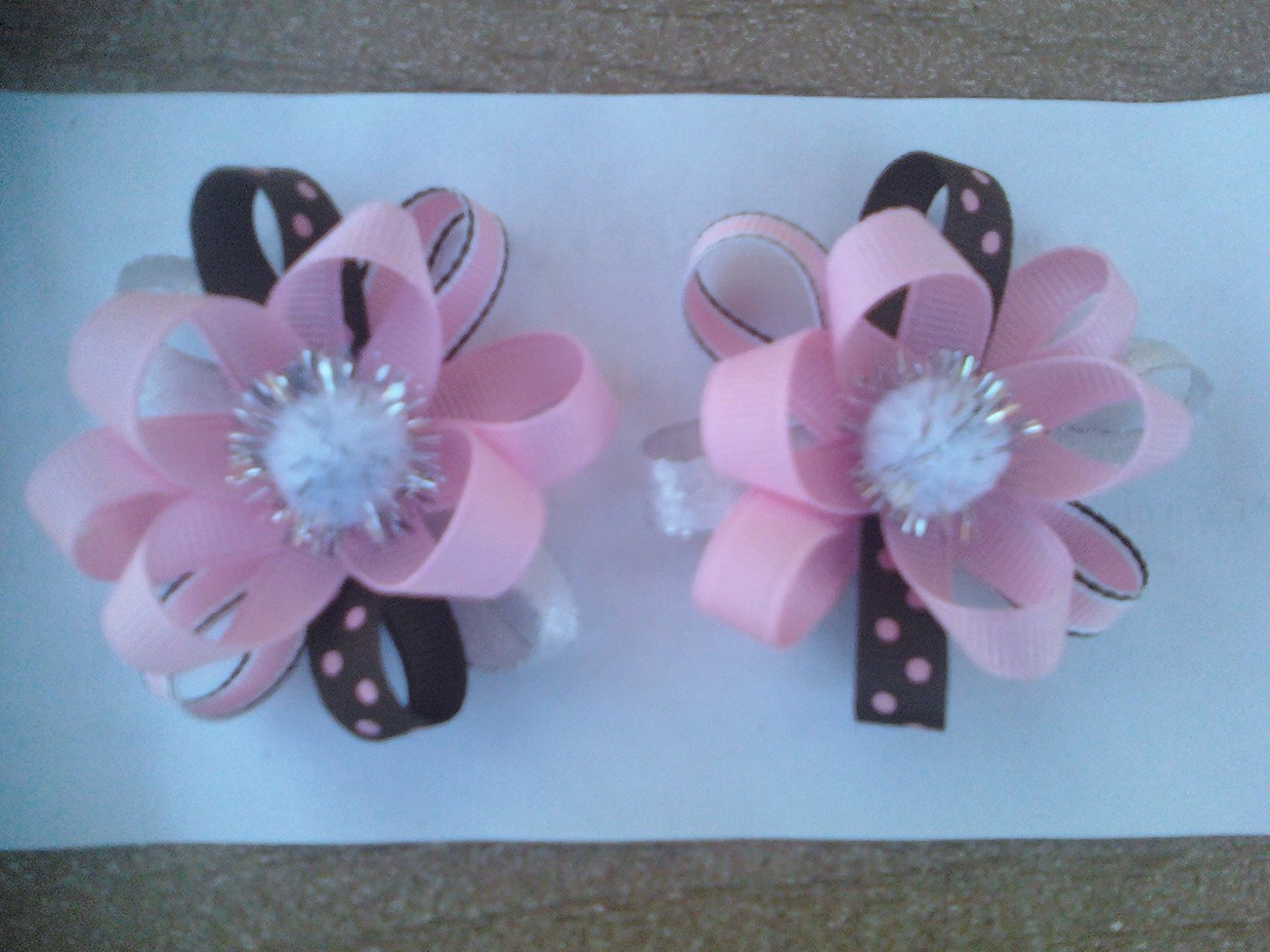 "Hair Bows - 2-3/4"" M2M Gymboree Cutest Cowgirl"