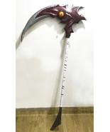 LOL Kayn the Shadow Reaper Darkin Scythe Cosplay Replica Weapon Prop Buy - $230.40