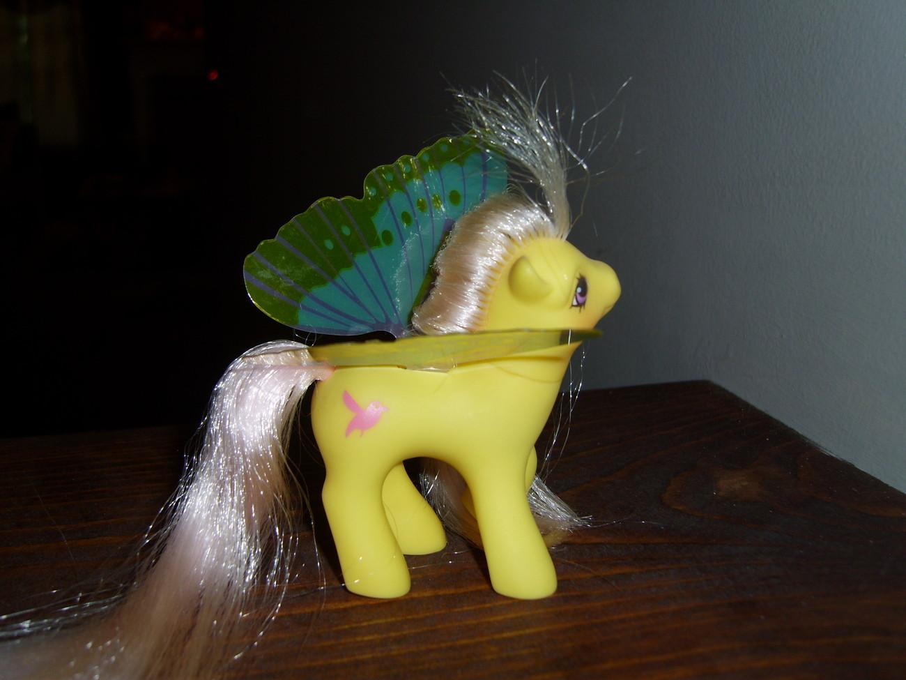 My Little Pony G1 Summer Wing Little Flitter #2