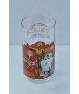 1977 Burger King Coca Cola- Star Wars R2 & C-3PO Glass - $19.79