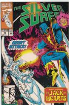 The Silver Surfer Comic Book Vol. 3 #76 Marvel 1993 VERY FN/NEAR MINT NE... - $2.75