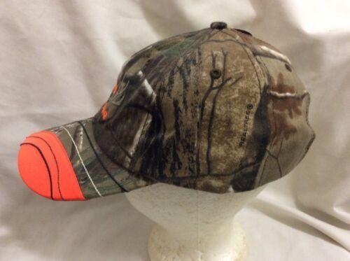trucker hat baseball cap BEGGS INSURANCE retro vintage rare rave realtree brand