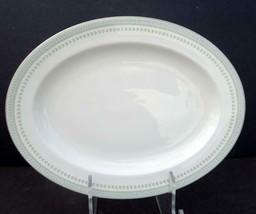 Royal Doulton Oval Platter - Berkshire Pattern - $37.99