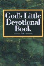 God's Little Devotional Book Honor Books - $1.70