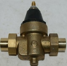 Watts Water Pressure Reducing Valve 0009481 3/4 Inch Connection image 1