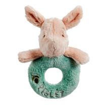 Disney Ring Rattle Piglet - $28.24