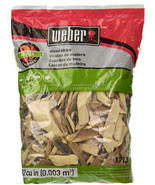 Weber Wood Cubic Meter Stephen Products 17138 Apple Chips, 192 cu. in. (... - $7.99+