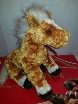 Ty Beanie Buddies Collection Trotter The Horse 2001 Silk collectible val... - $16.99