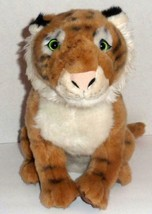 "BBC PLANET EARTH BENGAL TIGER 13"" PLUSH STUFFED ZOO SAFARI JUNGLE DOLL TOY  - $6.99"