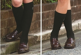 Knee Socks For Japanese School Uniform or Cosplay, 3 Pr - $21.99