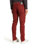 Tailor Vintage Connecticut Originals New Canaan Slim Corduroy Pants Fire... - $34.99