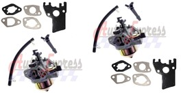 2 X GX160 Carburetor Fits Honda 5.5 Hp & Gx200 6.5 Hp Inc 5 Psc Gasket Set - $26.50