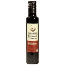 Terra Verde Wild Cherry Balsamic Vinegar, 250ml 8.5oz - $16.88